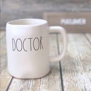 RAE DUNN mug { DOCTOR }
